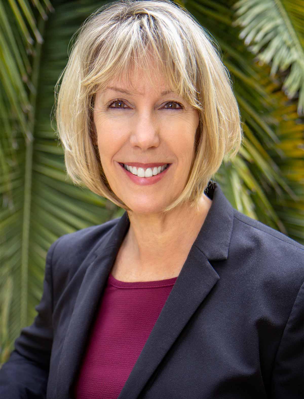 Susan Polk Insurance San Luis Obispo headshot Laurie