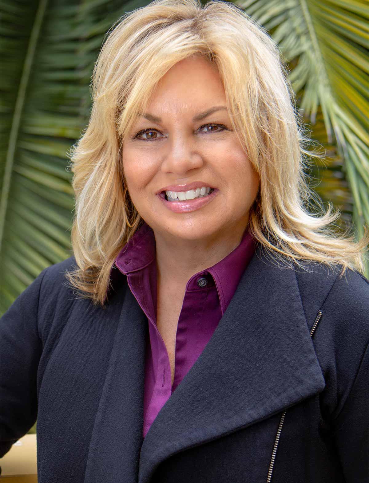 Susan Polk Insurance San Luis Obispo headshot Stacy