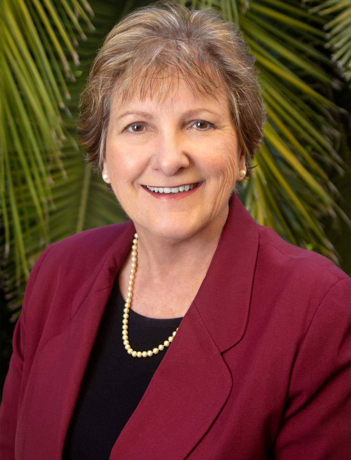 Susan Polk Insurance San Luis Obispo headshot Susan
