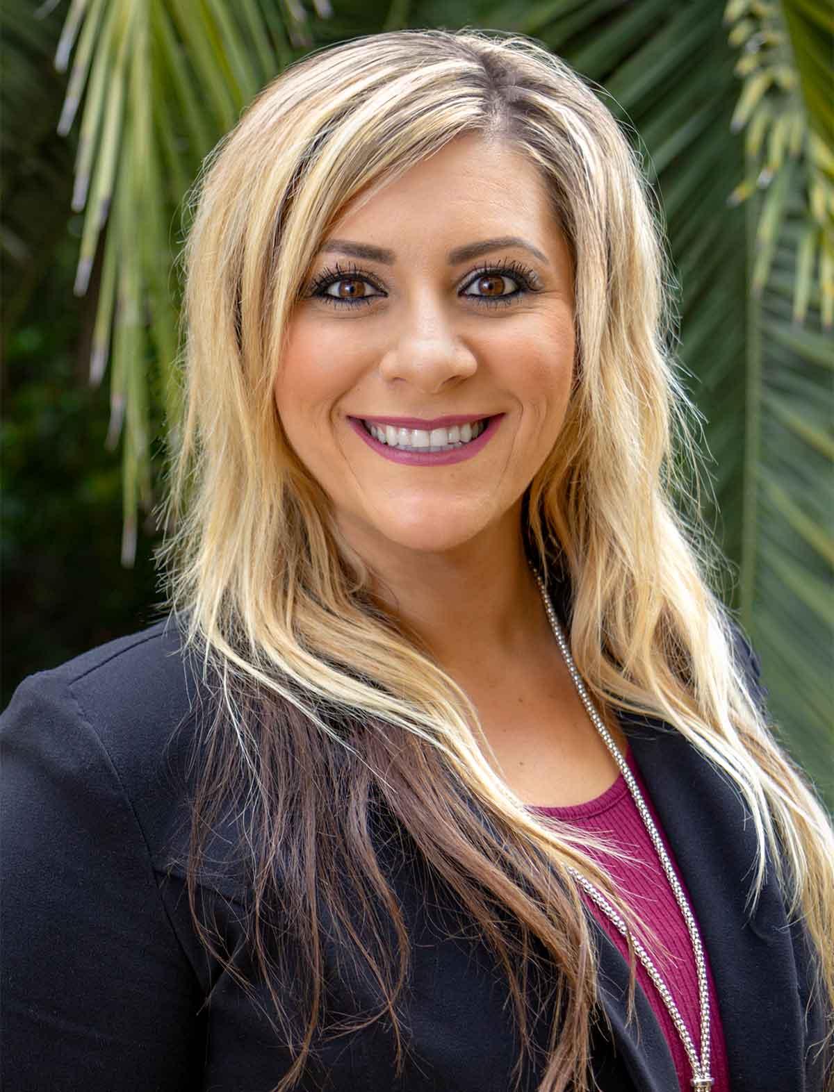 Susan Polk Insurance San Luis Obispo headshot Veronica