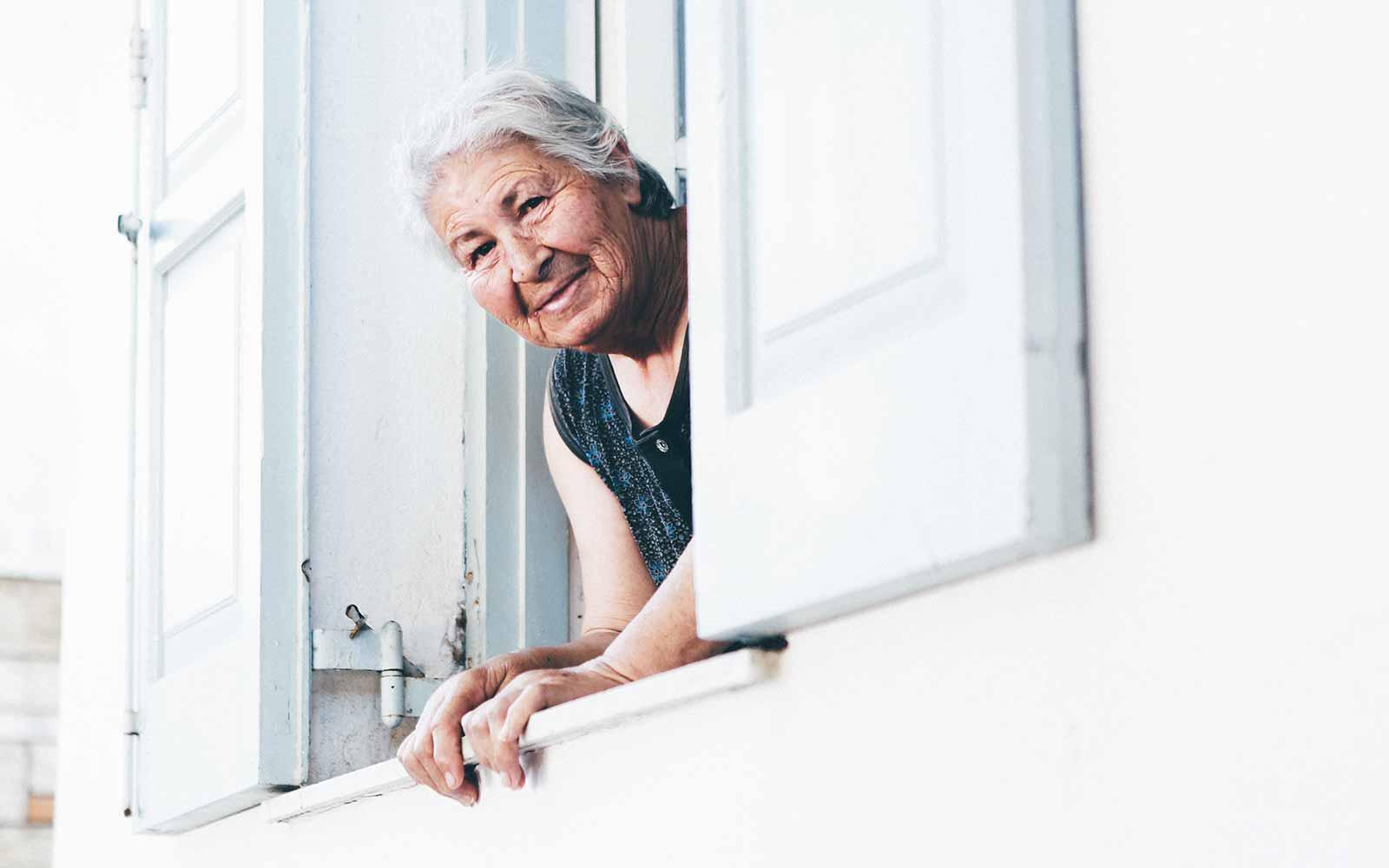 blog Medicare Hold-Harmless Rule senior woman