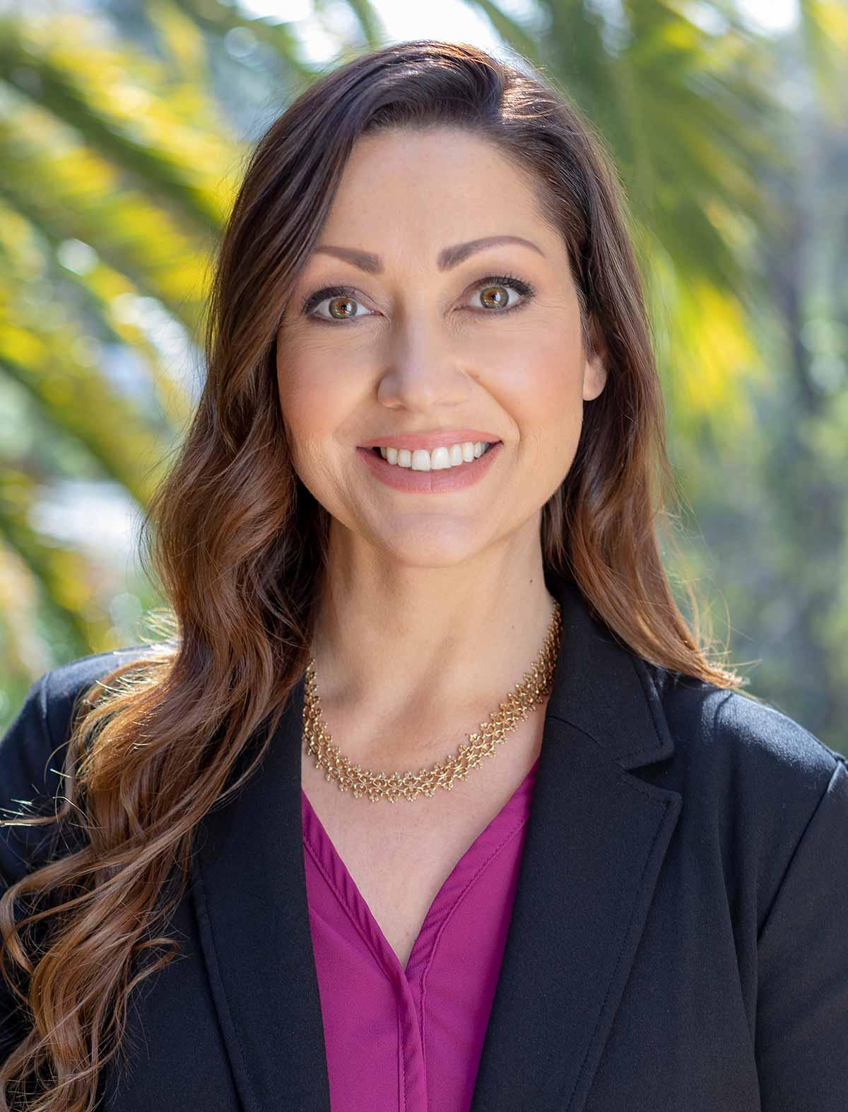 Susan Polk Insurance San Luis Obispo headshot Sonja