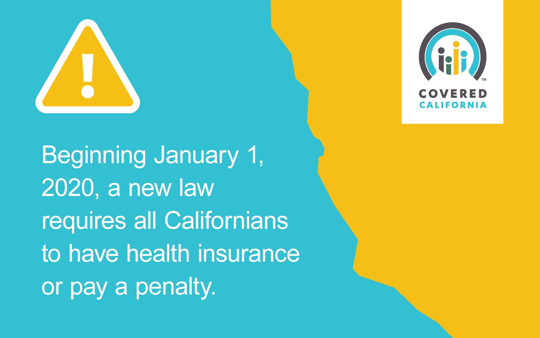 SPI Covered California health insurance law alert