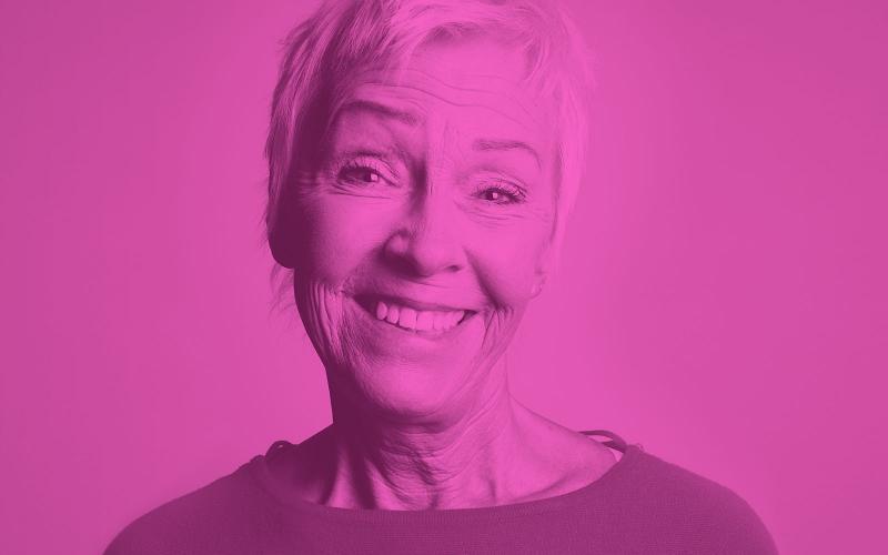 happy older woman Medicare post hero